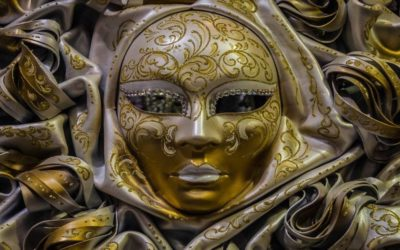 Episode 122 — Covered: And Archetypal Take on the COVID Mask
