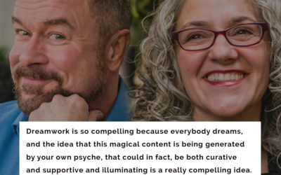 Lisa & Joseph from T.J.L. talk with K. Lee Marks from 'BE ON AIR' podcast: We discuss Dream Interpretation, Shadow Work, and Relationships.